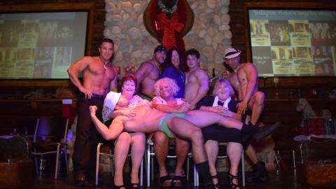 You Missed A Chippendale Quality Show With Stripper Tampa