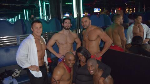 Florida Thunder puts on the BEST male revue show!