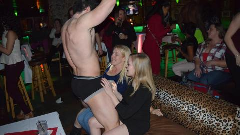 What a great male revue show at Whiskey North January 23rd