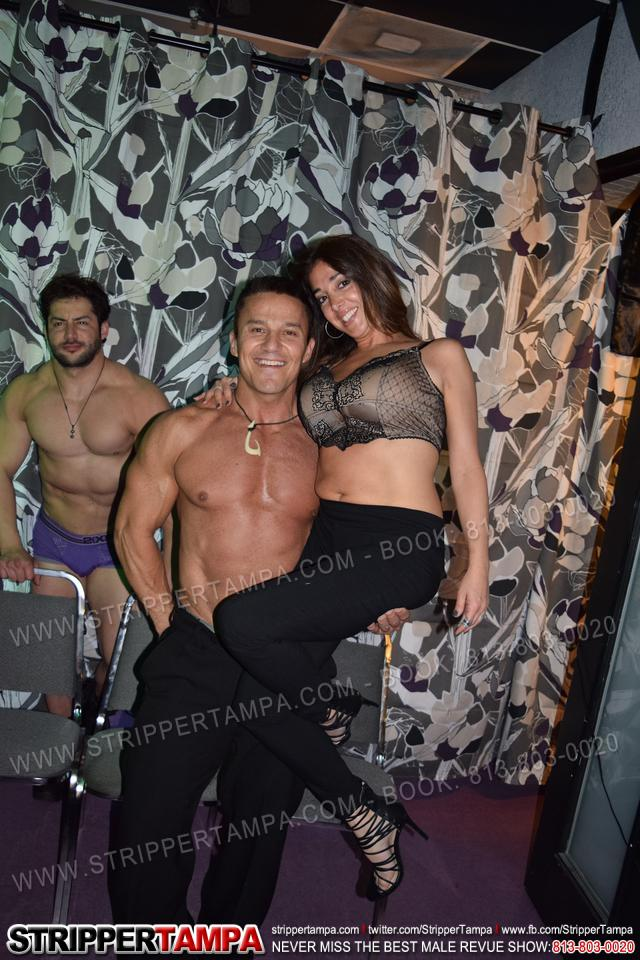 spring break stripper
