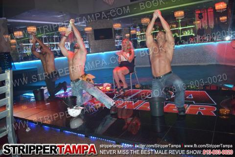 FRIDAY 13 Stripper Tampa Scary?