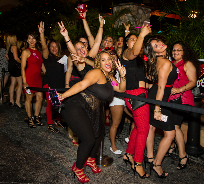 Ladies at Stripper Tampa. Male Strip Club in Tampa perfect for bachelorette parties, birthday parties, divorce parties, or girls night out!